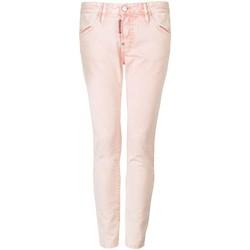 textil Mujer Pantalones con 5 bolsillos Dsquared  Rosa