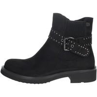 Zapatos Mujer Botas de caña baja Laura Biagiotti 6539 Negro