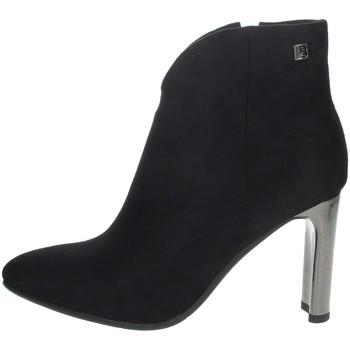 Zapatos Mujer Botines Laura Biagiotti 5814 Negro