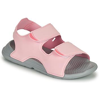 Zapatos Niña Sandalias adidas Performance SWIM SANDAL C Rosa