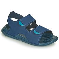 Zapatos Niño Sandalias adidas Performance SWIM SANDAL C Azul