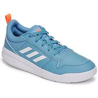 Zapatos Niños Zapatillas bajas adidas Performance TENSAUR K Azul