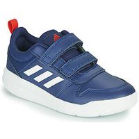 Zapatos Niños Zapatillas bajas adidas Performance TENSAUR C Azul