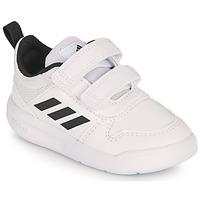 Zapatos Niños Zapatillas bajas adidas Performance TENSAUR I Blanco