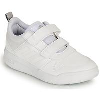 Zapatos Niños Zapatillas bajas adidas Performance TENSAUR C Blanco