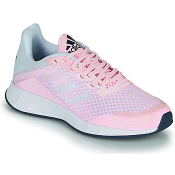Zapatos Niña Zapatillas bajas adidas Performance DURAMO SL K Rosa