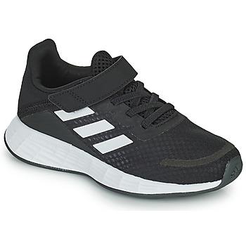Zapatos Niños Zapatillas bajas adidas Performance DURAMO SL C Negro / Blanco