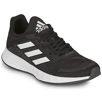 Zapatos Niños Zapatillas bajas adidas Performance DURAMO SL K Negro / Blanco
