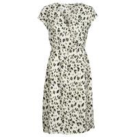 textil Mujer Vestidos cortos See U Soon 21122122 Beige / Kaki