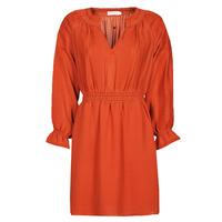 textil Mujer Vestidos cortos See U Soon 21122109 Rojo