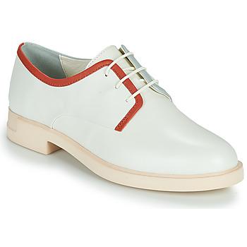Zapatos Mujer Derbie Camper TWINS Blanco
