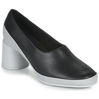 Zapatos Mujer Zapatos de tacón Camper UPRIGHT Negro / Blanco
