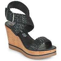 Zapatos Mujer Sandalias Chattawak JANE Negro