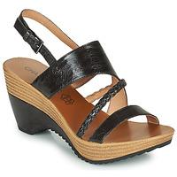 Zapatos Mujer Sandalias Chattawak JULIETTE Negro