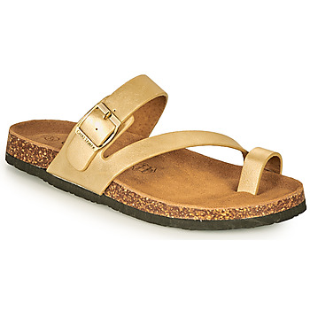 Zapatos Mujer Zuecos (Mules) Chattawak MAGALY Oro