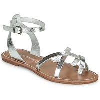 Zapatos Mujer Sandalias Chattawak PERLA Plateado