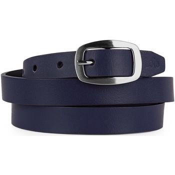 Accesorios textil Cinturones Lois Cinturón unisex de piel genuina de la firma Marino