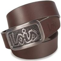 Accesorios textil Hombre Cinturones Lois Vanguard Leather Marron