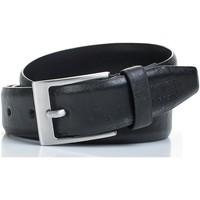 Accesorios textil Cinturones Jaslen Snake Leather Negro
