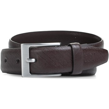Accesorios textil Cinturones Jaslen Snake Leather Marron