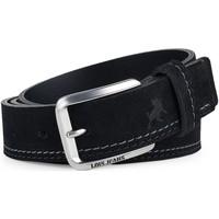 Accesorios textil Hombre Cinturones Lois Casual Leather Negro
