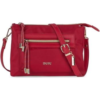 Bolsos Mujer Bolso para llevar al hombro Skpat CLARINGTON Bolso bandolera para mujer Rojo