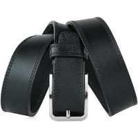 Accesorios textil Hombre Cinturones Jaslen Formal Leather Marron