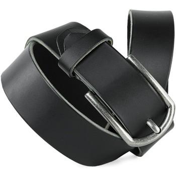 Accesorios textil Cinturones Jaslen Hebijon Leather Marino