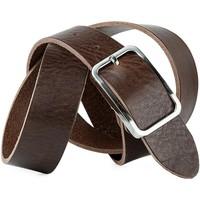Accesorios textil Cinturones Jaslen Pin Leather Negro