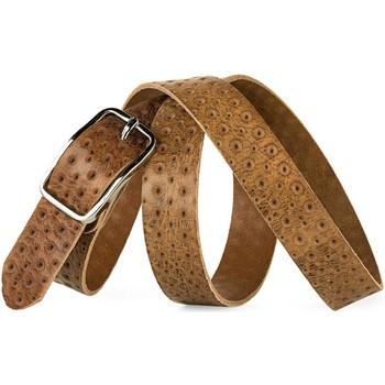 Accesorios textil Cinturones Jaslen Exclusive Leather Cuero grabado
