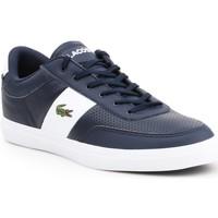 Zapatos Hombre Zapatillas bajas Lacoste Court-Master 119 2 CMA 7-37CMA0012092 azul marino, blanco