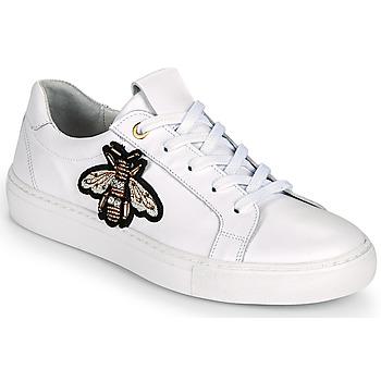 Zapatos Mujer Zapatillas bajas Myma PIGGA Blanco