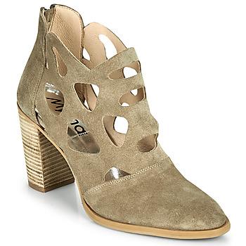 Zapatos Mujer Botines Myma PAGGE Topotea