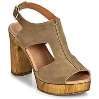 Zapatos Mujer Sandalias Myma POULISSA Topotea