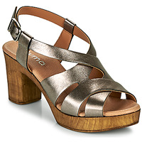 Zapatos Mujer Sandalias Myma POULISSAN Bronce