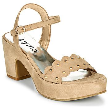 Zapatos Mujer Sandalias Myma POULIDOU Topotea