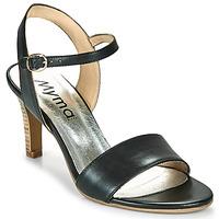 Zapatos Mujer Sandalias Myma POLIDOME Negro