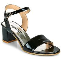 Zapatos Mujer Sandalias Myma POLIDAME Negro