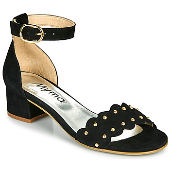 Zapatos Mujer Sandalias Myma POLIVAR Negro