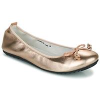 Zapatos Mujer Bailarinas-manoletinas Mac Douglas ELIANE Rosa / Oro