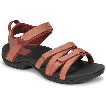 Zapatos Mujer Sandalias Teva TIRRA Coral