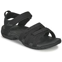 Zapatos Mujer Sandalias Teva TIRRA Negro