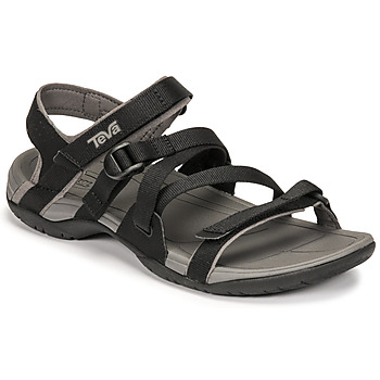 Zapatos Mujer Sandalias Teva ASCONA SPORT WEB Negro