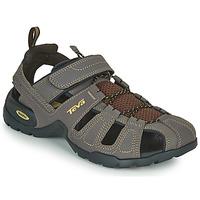 Zapatos Hombre Sandalias de deporte Teva FOREBAY Marrón