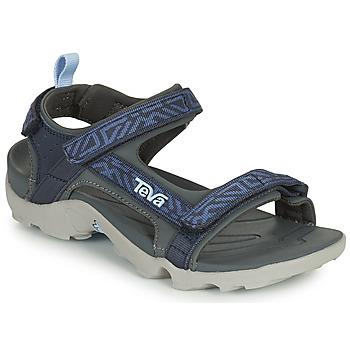 Zapatos Niño Sandalias Teva TANZA Azul