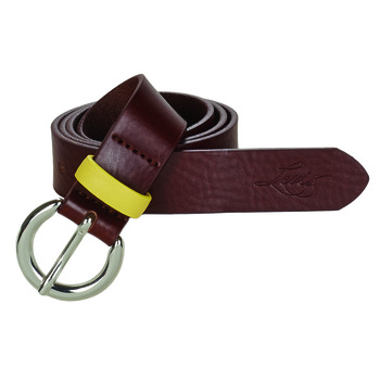 Accesorios textil Mujer Cinturones Levi's LARKSPUR Camel