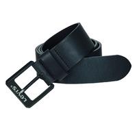 Accesorios textil Hombre Cinturones Levi's CONTRAST LEVIS Negro