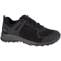 Zapatos Hombre Running / trail Keen Explore WP Negros