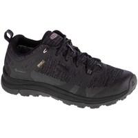 Zapatos Mujer Senderismo Keen W Terradora II WP Negros