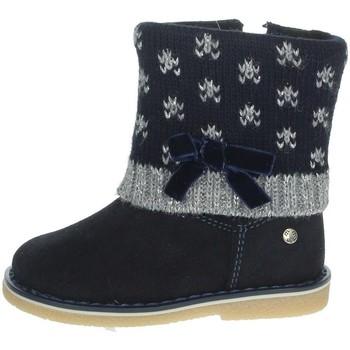 Zapatos Niña Botas de nieve Melania ME1810B8I.E Azul